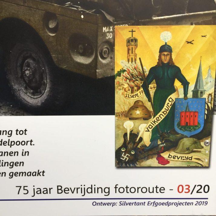 75 jaar bevrijding Zuid-Limburg, Zuid-Limburg, Valkenburg