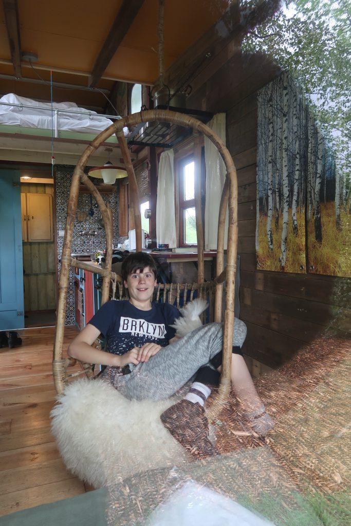 vakantaseren, voscheheugte, drenthe, tiny house