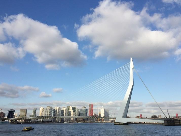Rotterdam, NS Wandeling