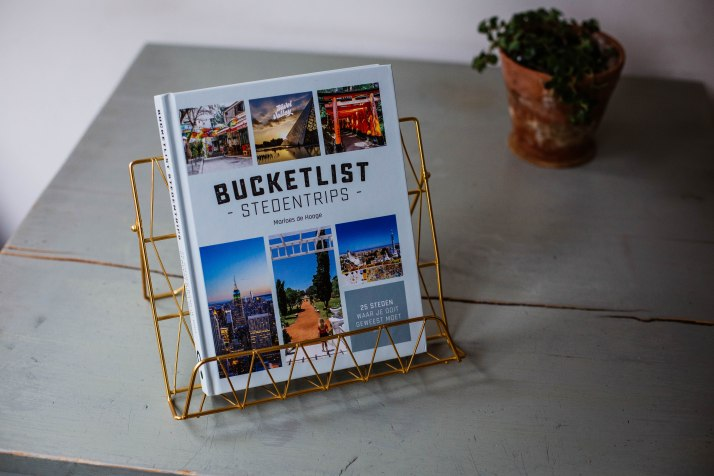 bucket list city trips vakantaseren