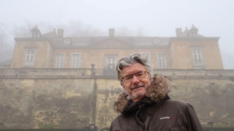 camillle oostwegel, Chateau Neercanne