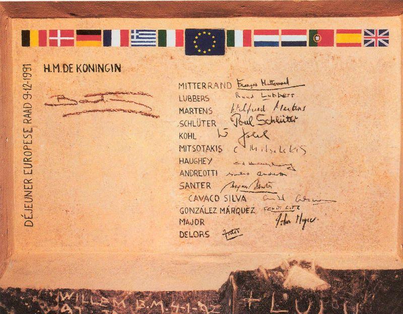 handtekeningen mergelgrotten neercanne