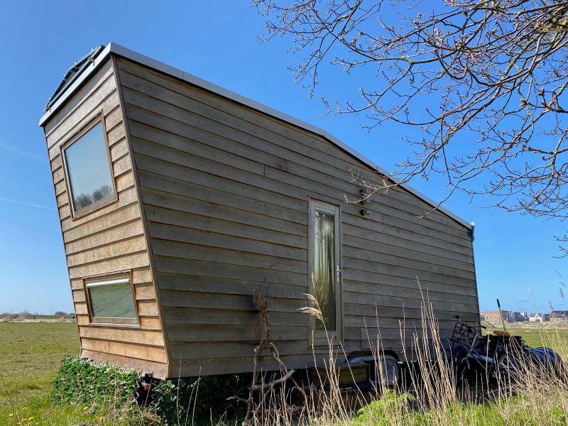 tiny house, Noordwijk