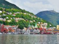 Cruise langs Noorwegen en de Noordkaap