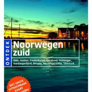Reisgids ANWB Ontdek Noorwegen zuid | ANWB Media