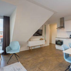 Luxuriöses Appartement für 6 Personen | Zoutelande (Haustier erlaubt)