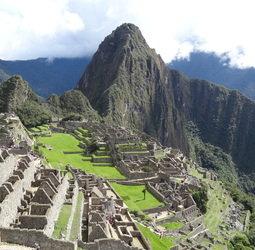 Rondreis Argentini?, Bolivia en Peru
