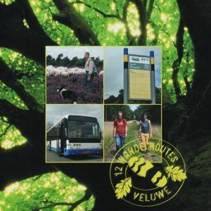 Wandelgids Groene Halte Wandelroutes Veluwe | VBVT