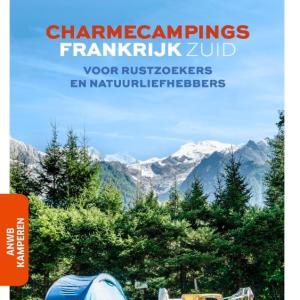 Campinggids Charme campings Frankrijk zuid | ANWB Media