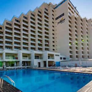 Hotel Yellow Monte Gordo Beach - halfpension