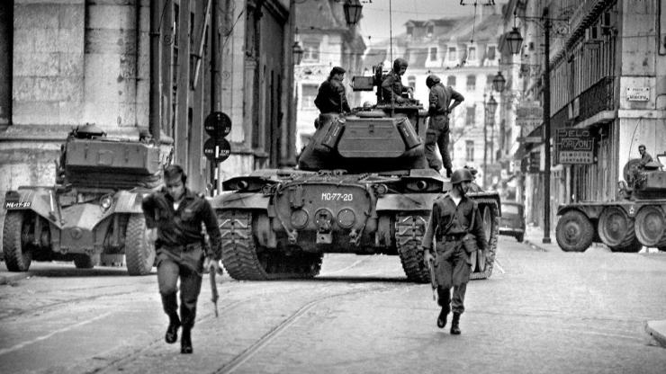 25 april 1974 | Anjerrevolutie