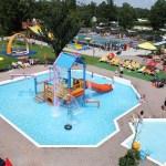 Buitenzwembad Sprookjescamping