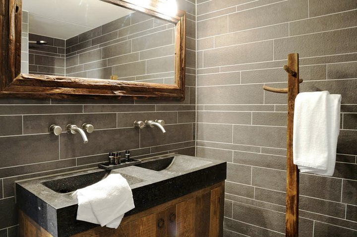 Badkamer vakantiehuis