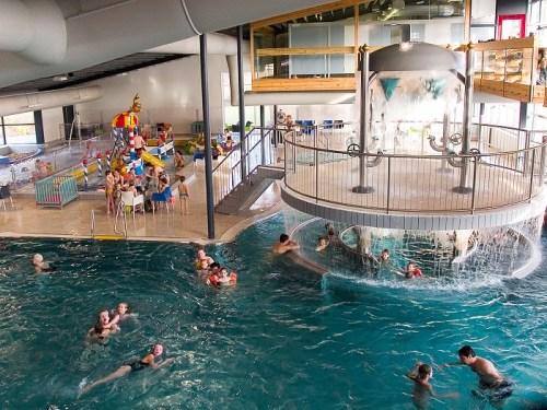 Binnenzwembad op de Beerze Bulten