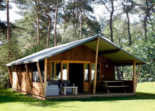 Krieghuusbelten Familievakantiepark bungalow
