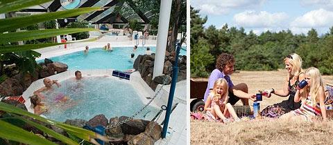 Impressie Van Vakantiepark De Berkenhorst In Kootwijk Gelderland