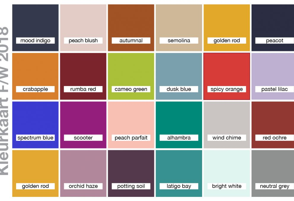 2019 Color Trends Home