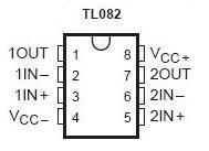 TL082 Dual JFET SMT Op Amp Design Kit w/ SMT PCB (#2929