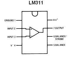 LM311 Voltage Comparator SMT Design Kit w/ SMT PCB (#2715