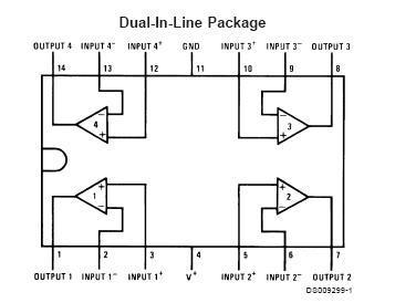 LM324 Quad Op Amp SMT IC Design Kit w/ SMT PCB (#2735