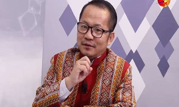 Dr.Andrew Ngun Cung Lian hi ka Upat bak – Laimi nih Soisel hna hlah usih – Kawi Tling – Vakok News
