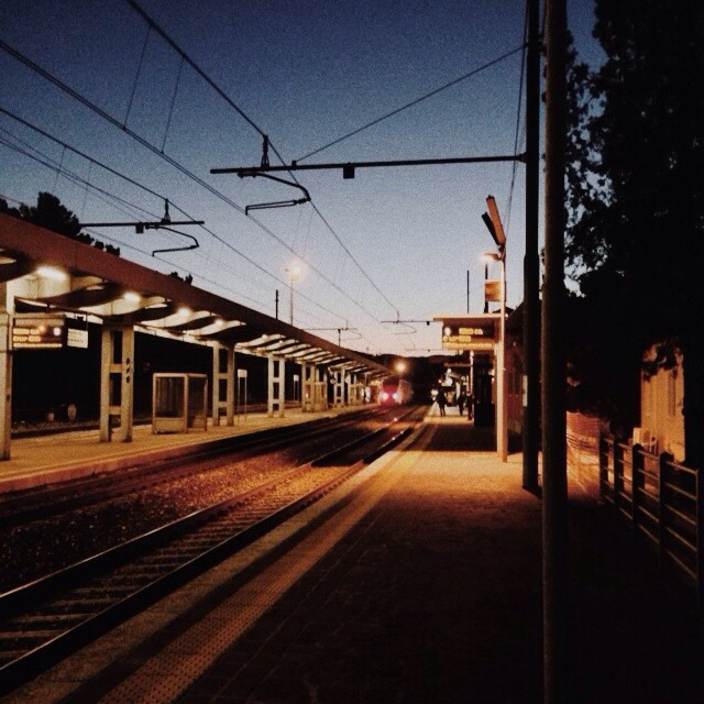Dawn in Monfalcone #vscocam