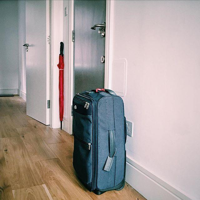 Okay... Ready! #notflyinguntiltomorrow #homesick