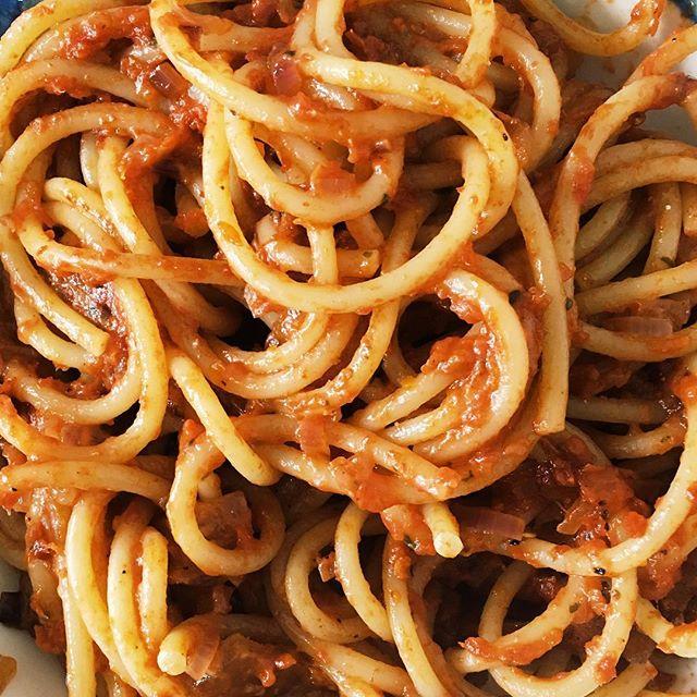 Amatriciana #comfortfood