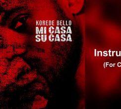 Photo of Korede Bello – Mi Casa Su Casa (Instrumental)