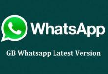 Photo of GB Whatsapp 8.40 Latest Version 2020