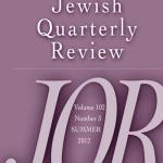 Tיhe Jewish Quarterly