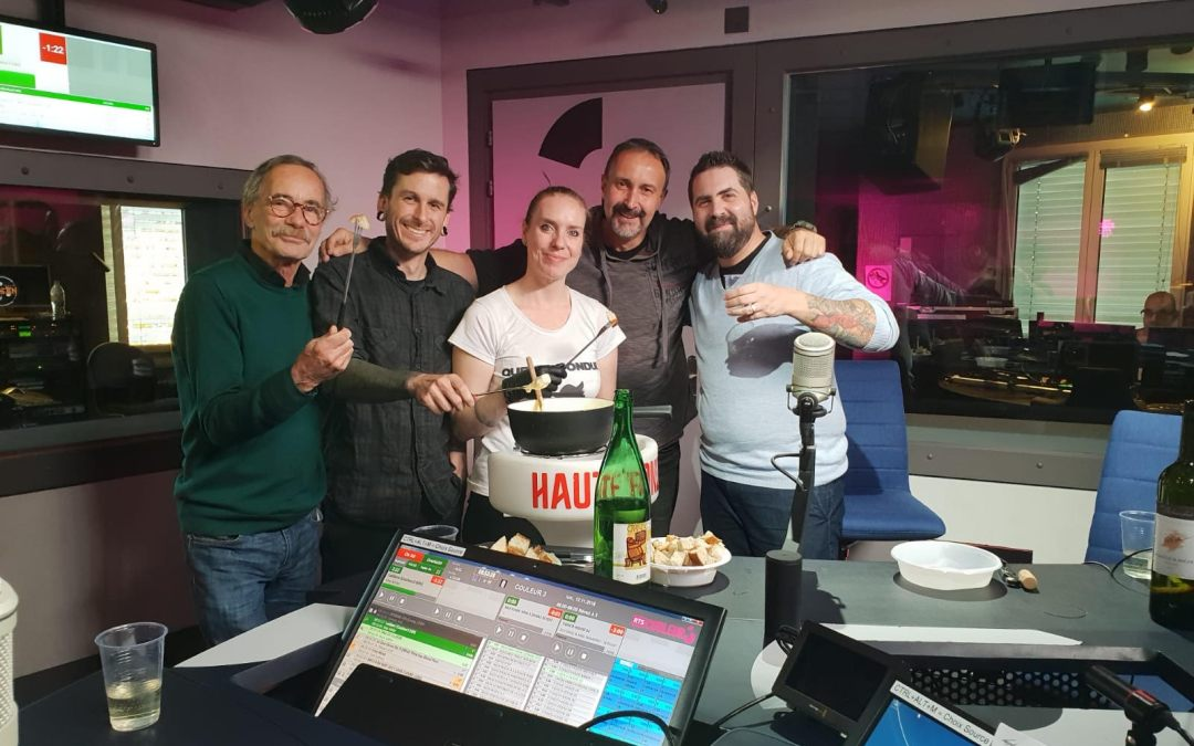 Jennifer et Arnaud Favre : « La fondue va conquérir le monde ! »