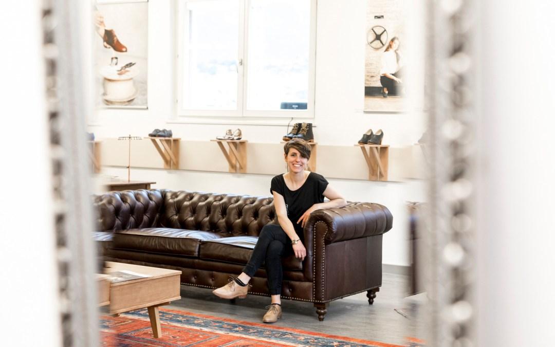 Florence Maurer : de l'éthique à tes pieds