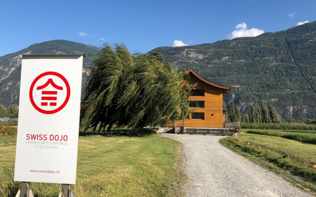 Swiss Dojo : la beauté des gestes