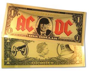 Valaurum's Latest Reproduction – AC/DC!
