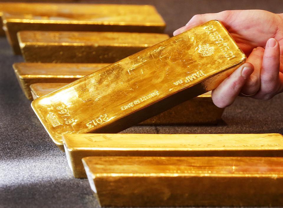Gold Bars - Valaurum, Inc.