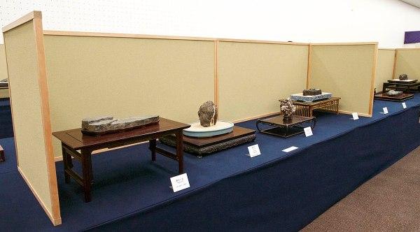 Japan Suiseki Exhibition Tokyo Metropolitan Art