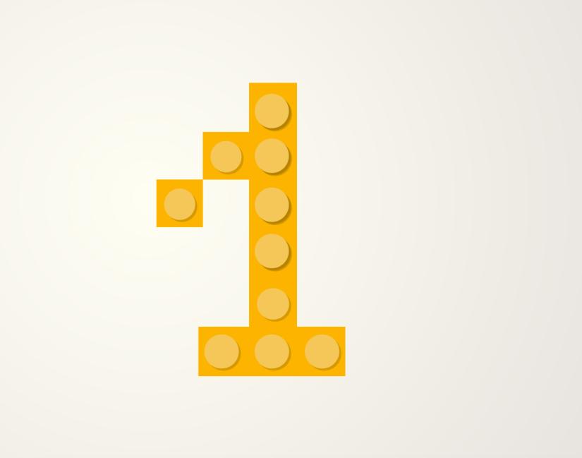 1 LEGO