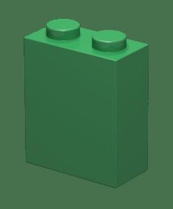brick 1x2x2