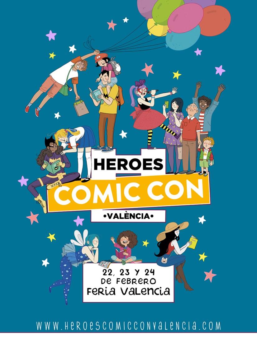 Heroes Comic Con València