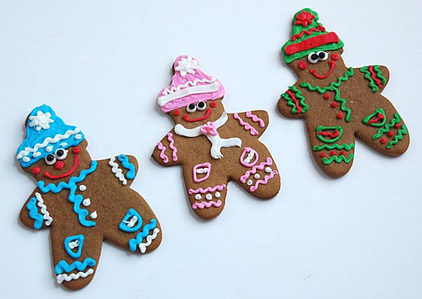 8th Day of Christmas: Christmas Cookies (2/3)