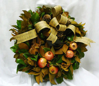 17th Day of Christmas: Wreaths (1/6)
