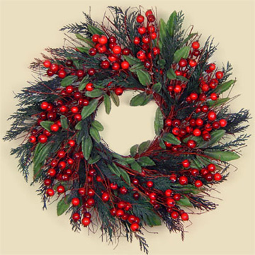 17th Day of Christmas: Wreaths (2/6)