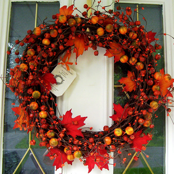 17th Day of Christmas: Wreaths (5/6)