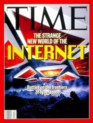 1994 Time: The Strange New World of the Internet