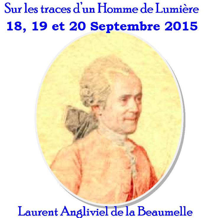 LES CHEMINS DE TOLERANCE, Festival La Beaumelle, journées du patrimoine