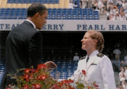 Val & Obama
