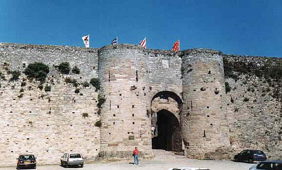 la porte du Guichet, Dinan