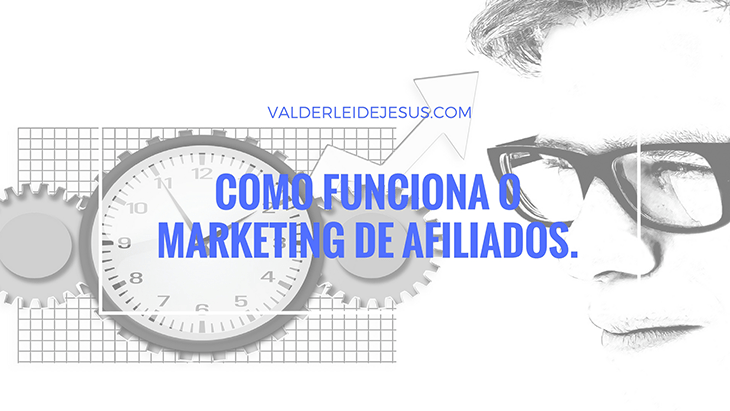 Como funciona o Marketing de afiliados.