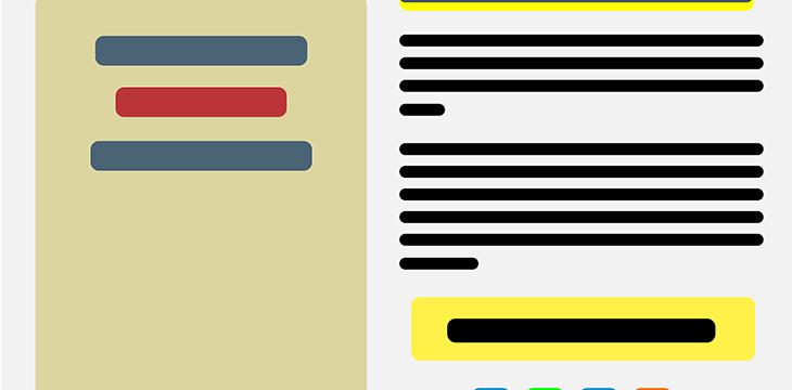 Principais dicas para escrever uma página de destino eficaz.